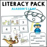 Aladdin's Lamp Literacy Activities Fairy Tale