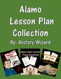 Alamo Lesson Plan Collection
