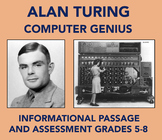 Alan Turing: Informational Passage and Assessment