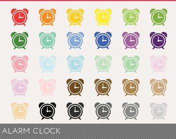 Alarm Clock Digital Clipart, Alarm Clock Graphics, Alarm Clock PNG