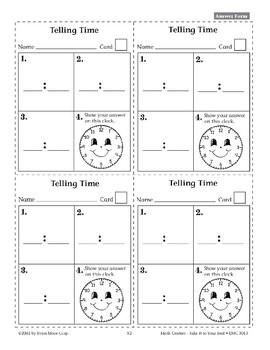 Alarm Clock (Hanger Pocket Center)