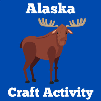 Alaska Activity | Alaska Craft | Alaska State Symbols