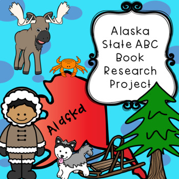 Alaska ABC Book Research Project