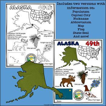 Alaska Fact Sheet