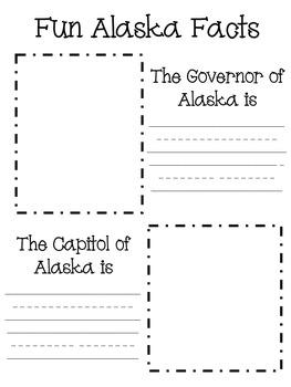 Alaska Facts Book
