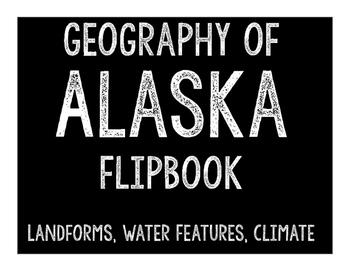 Alaska Geography Flipbook