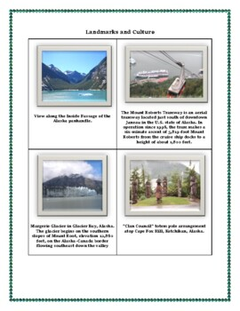 Alaska Geography, Maps, Flag, Data, and Assessment
