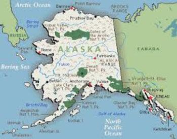 Alaska - Iditarod Preschool Lesson plans