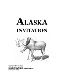 Alaska Invitation