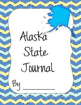 Alaska Journal Set