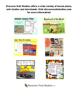 Alaska Lesson Plan