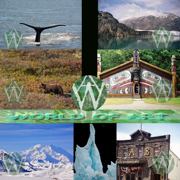 Alaska Photographs: Animals, Cultural, & Landscapes