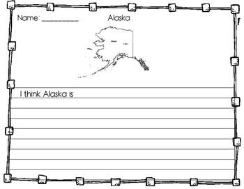 Alaska Picture Starters