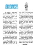 Alaska Reading Informational Text plus Activity Social Stu