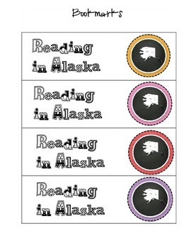 Alaska Reading Packet