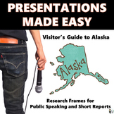 Alaska Research Frames: Presentations Made Easy