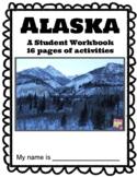 Iditarod - Alaska Slides Presentation: Student Workbook (A