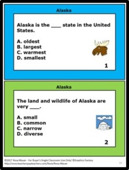 Alaska Social Studies Activities