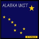 Alaska Social Studies Unit - (No Prep)