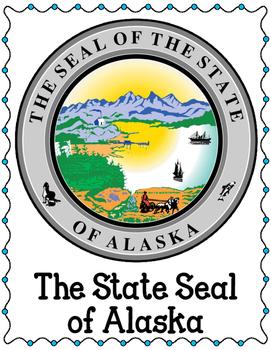 Alaska State Bulletin Board Set.  US History