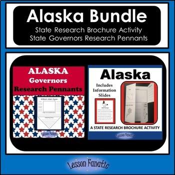 Alaska State Bundle