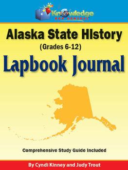 Alaska State History Lapbook Journal