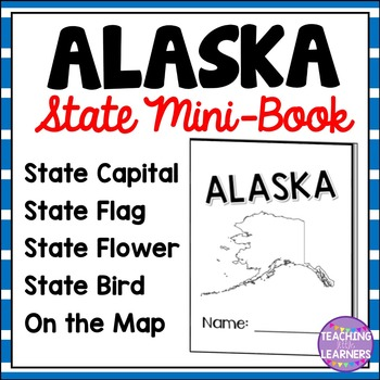 Alaska State Mini-Book