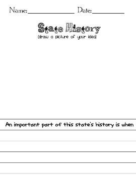 Alaska State Research book