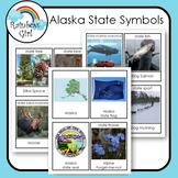 Alaska State Symbols Cards