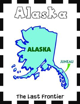 Alaska State Symbols and Research Packet