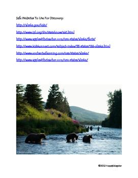 Alaska Webquest