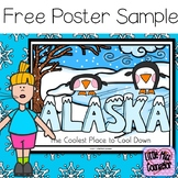 Alaska:  The Coolest Cool Down Spot Poster Free Sample