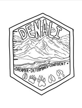 Alaska Themed Houses: Denali