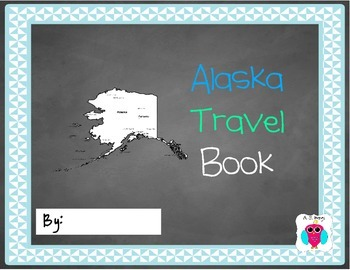 Alaska Travel Book
