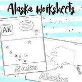 Alaska Worksheets