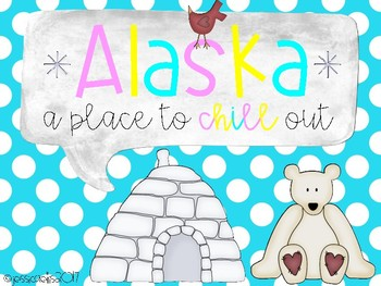Alaska getaway a place to chill out