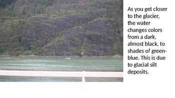 Alaskan Glaciers Powerpoint