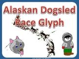 The Great Alaskan Dogsled race Glyph