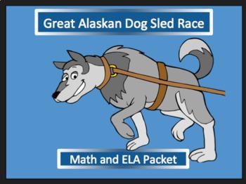 Iditarod NO PREP Dogsled race Unit