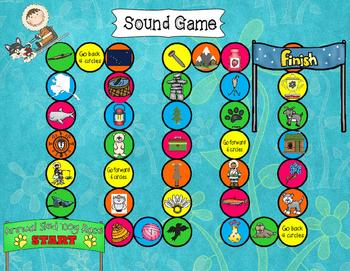 Alaskan Rhyming and Sound Games