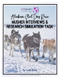 Alaskan Sled Dog Race Musher Interviews and Research Simul