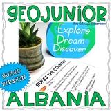 Albania Geography | GeoJunior Guided Version