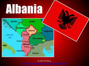 Albania PowerPoint