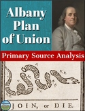 Albany Plan of Union Primary Source Analysis