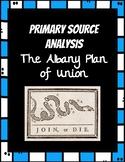 Albany Plan of Union Primary Source Analysis Differentiate