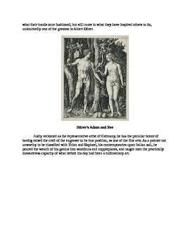 Albert Dürer - Biography