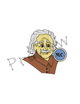 Albert Einstein Clip Art