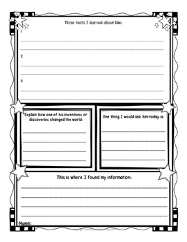 Albert Einstein Research Organizers for Projects