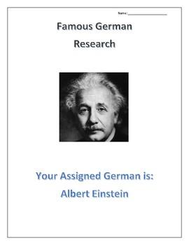 (FAMOUS GERMANS) Albert Einstein:Scientists, Doctors and Social Sciences