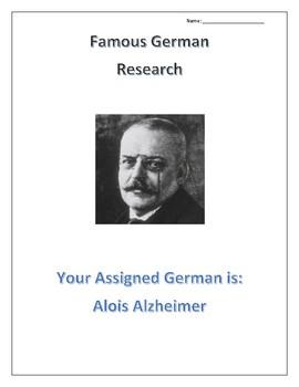 (FAMOUS GERMANS) Alois Alzheimer:Scientists, Doctors and Social Sciences